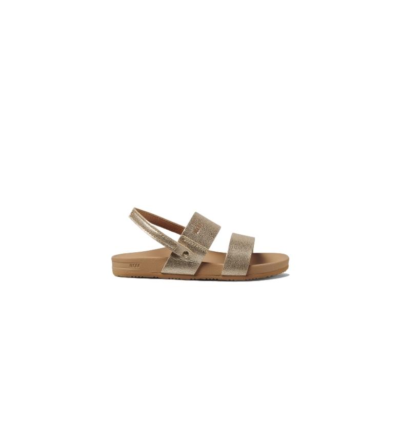 Comprar Reef Little Cushion Bounce Vista gold sandals