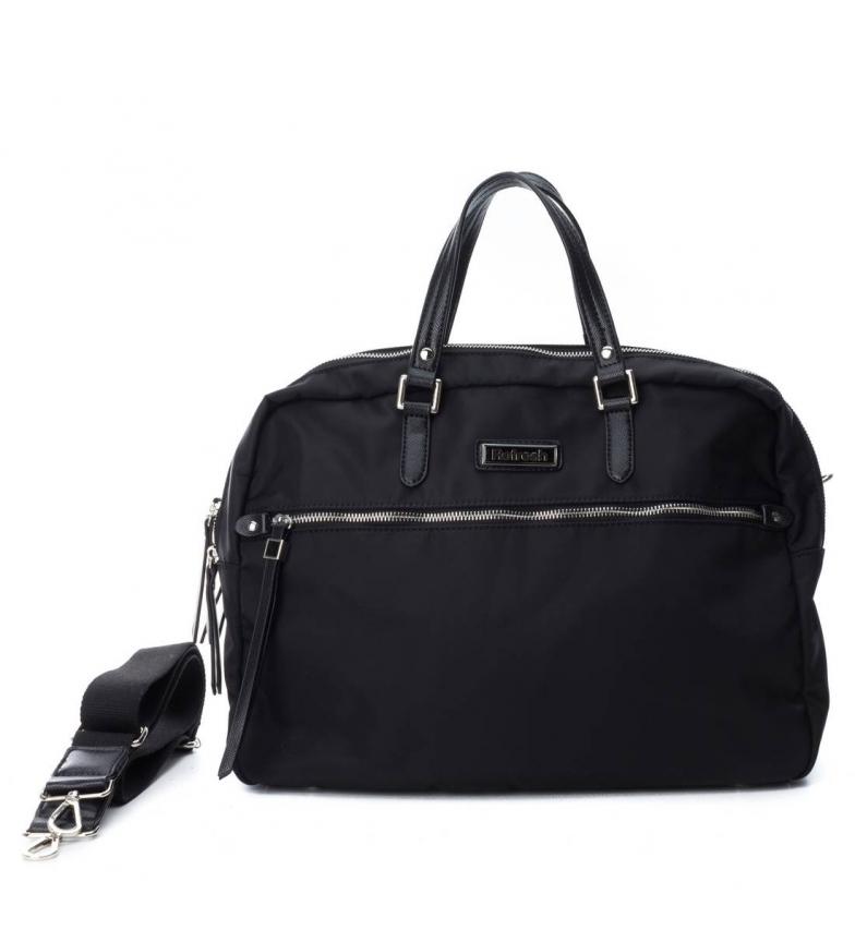 Comprar Refresh Bolso plano 083126 negro -30x43x11 cm-