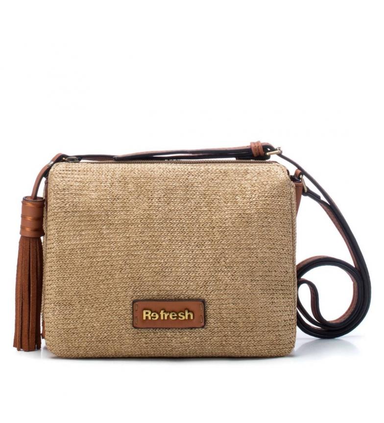 Comprar Refresh Saco de ombro 083250 camelo -11x22x17cm