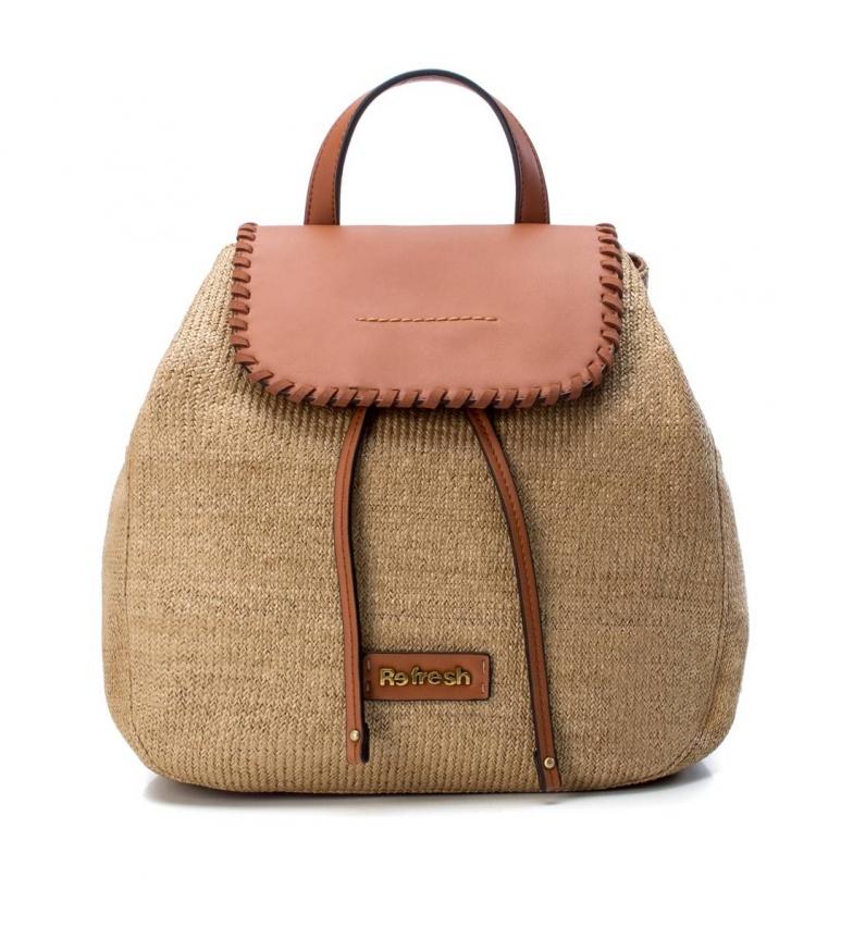 Comprar Refresh Bag-Backpack 083252 camel -16x27x31cm