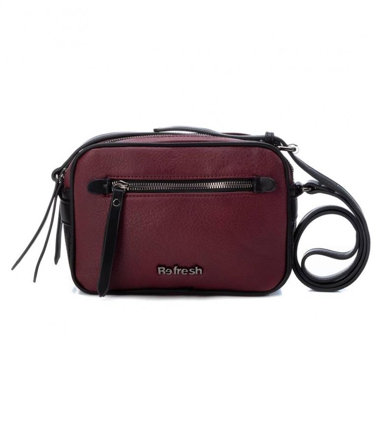 Comprar Refresh Handbag 083320 maroon -16x23x9cm