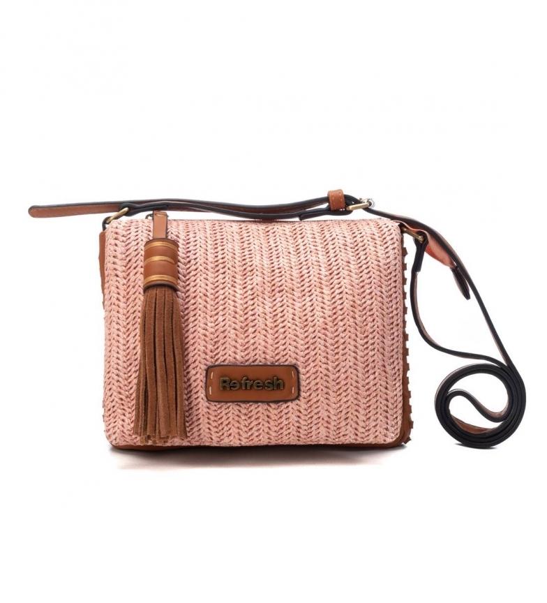 Comprar Refresh Handbag 083363 nude -12x21x8cm