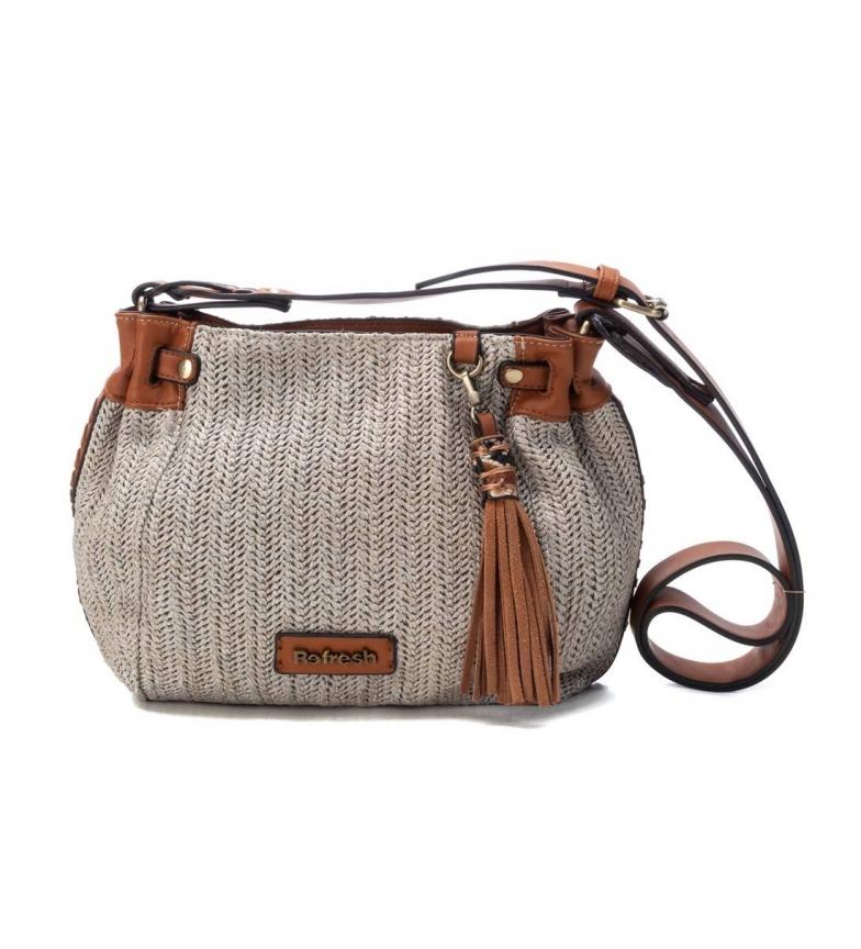 Comprar Refresh Handbag 083366 grey -11x25x24cm