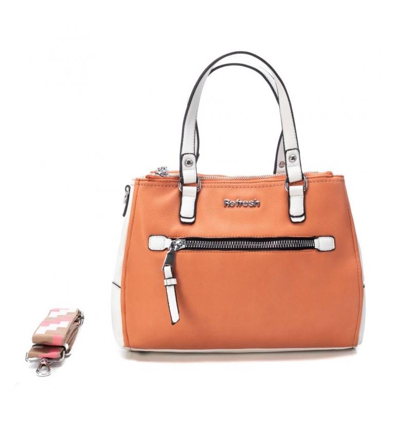 Comprar Refresh Bolsa de mão 083371 coral - 23x31x10 cm