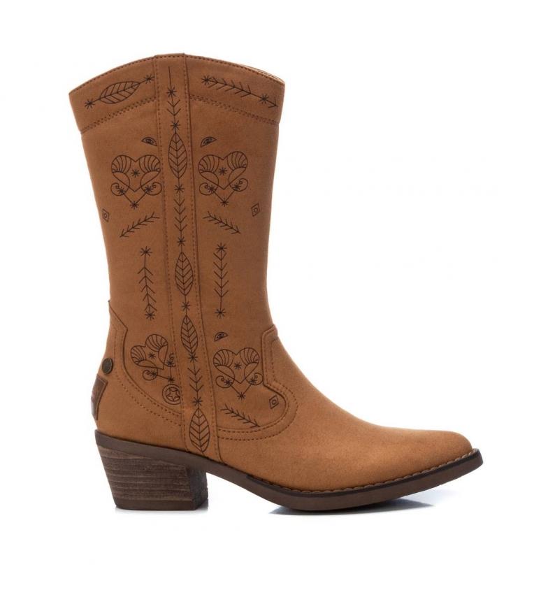 Comprar Refresh Boots 072469 brown -Heel height: 5cm
