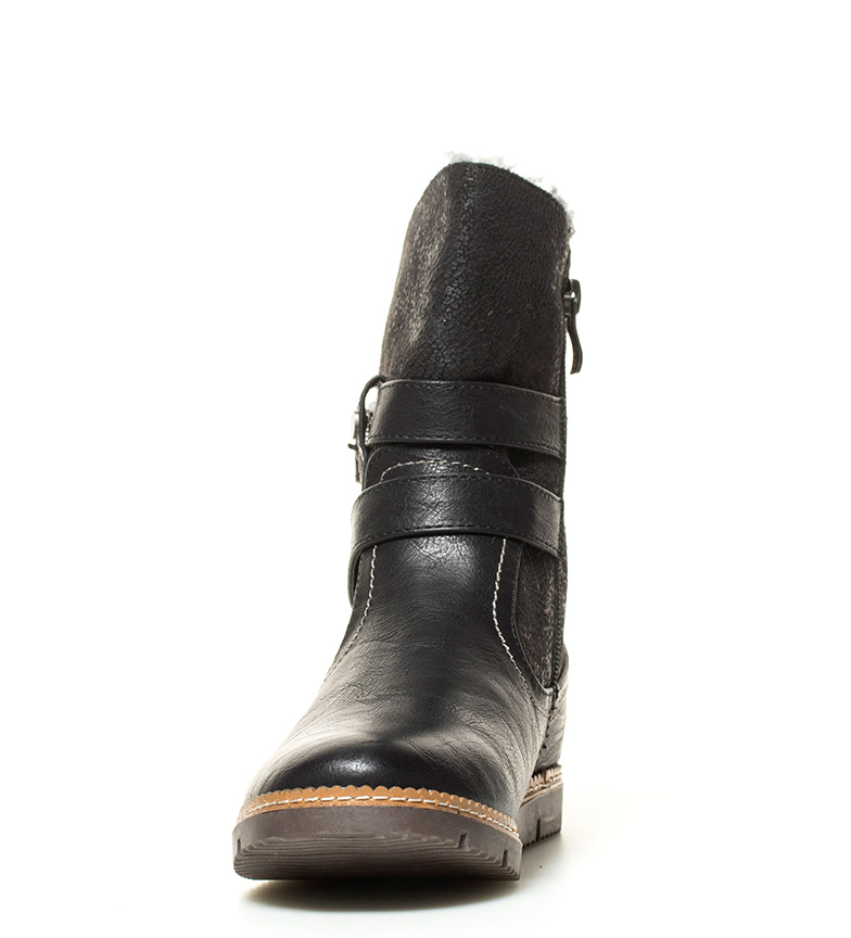 Refresh Botas Abby negro