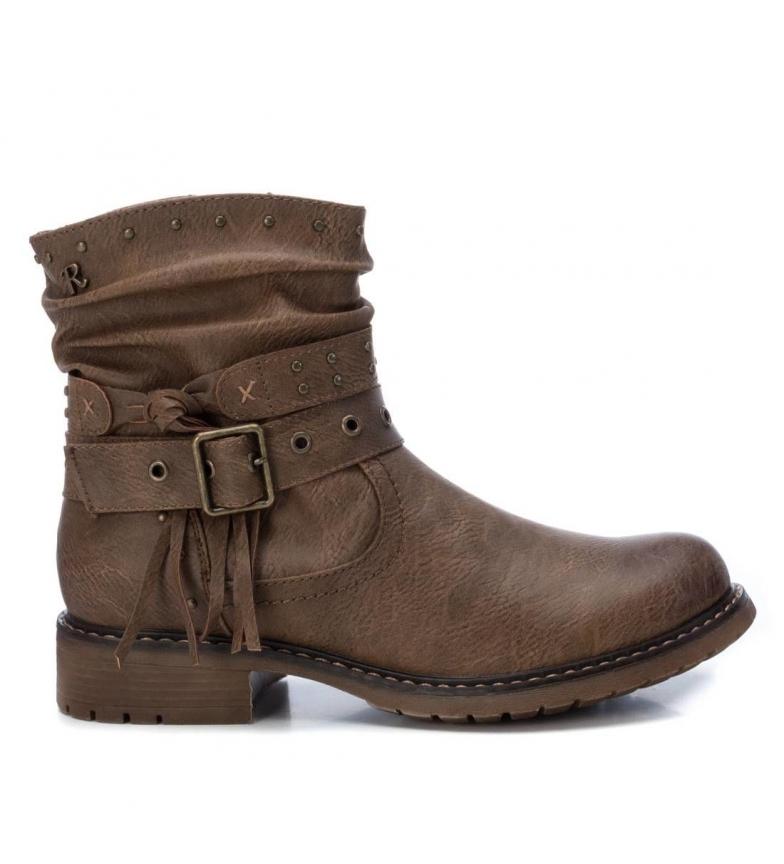 Comprar Refresh Botas de tornozelo 69209 taupe