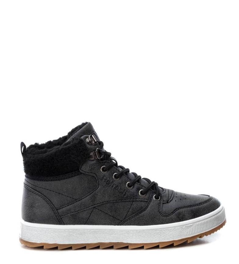 Comprar Refresh Zapatillas 64821 negro