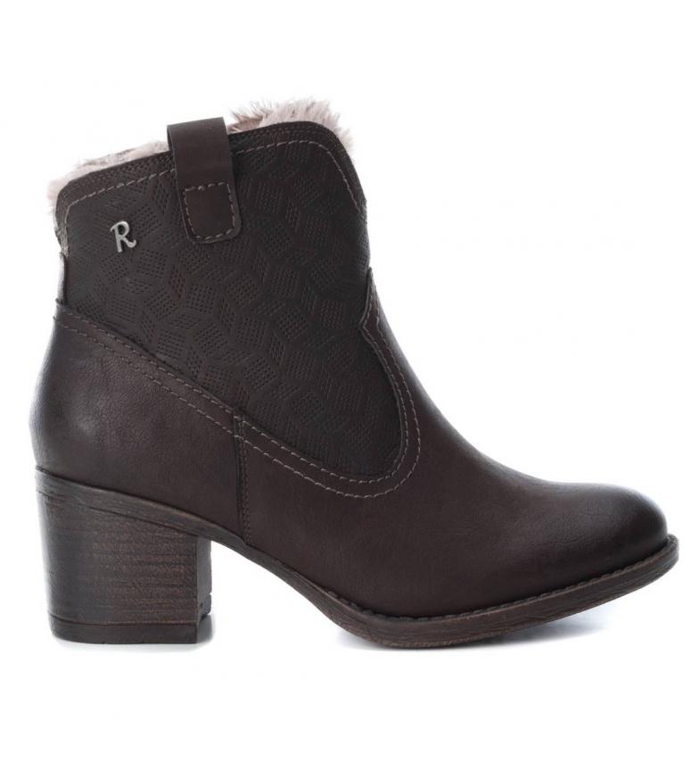 Comprar Refresh Tacco stivale cow boy 064760 marrone-Tacco heel: 6cm-