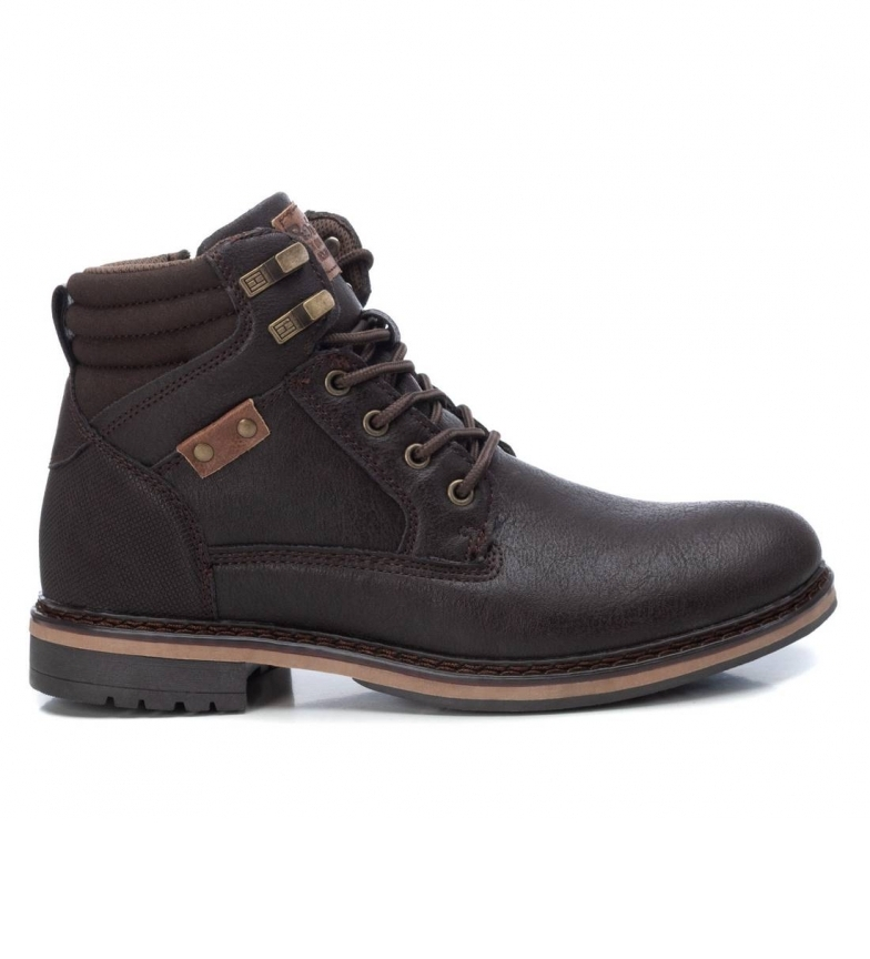 Refresh Ankle boots 072305 brown
