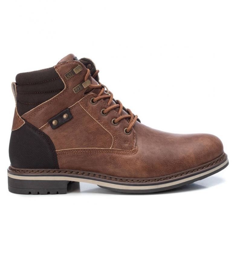 Refresh Ankle boots 072305 camel