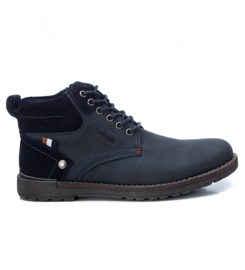 Refresh Ankle boots 072328 marine