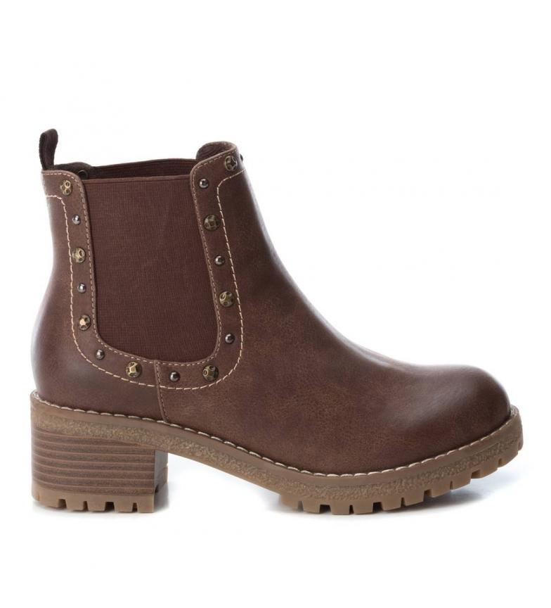 Comprar Refresh Boot 069132 brown -heel height: 5cm