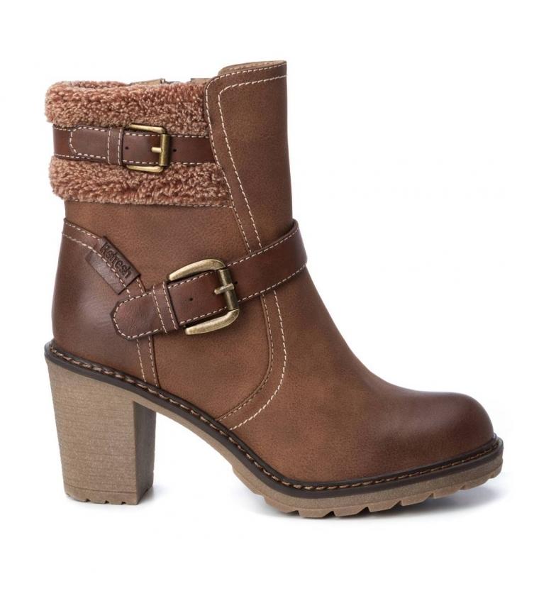 Comprar Refresh Boots 69135 camel -Heel height: 8cm