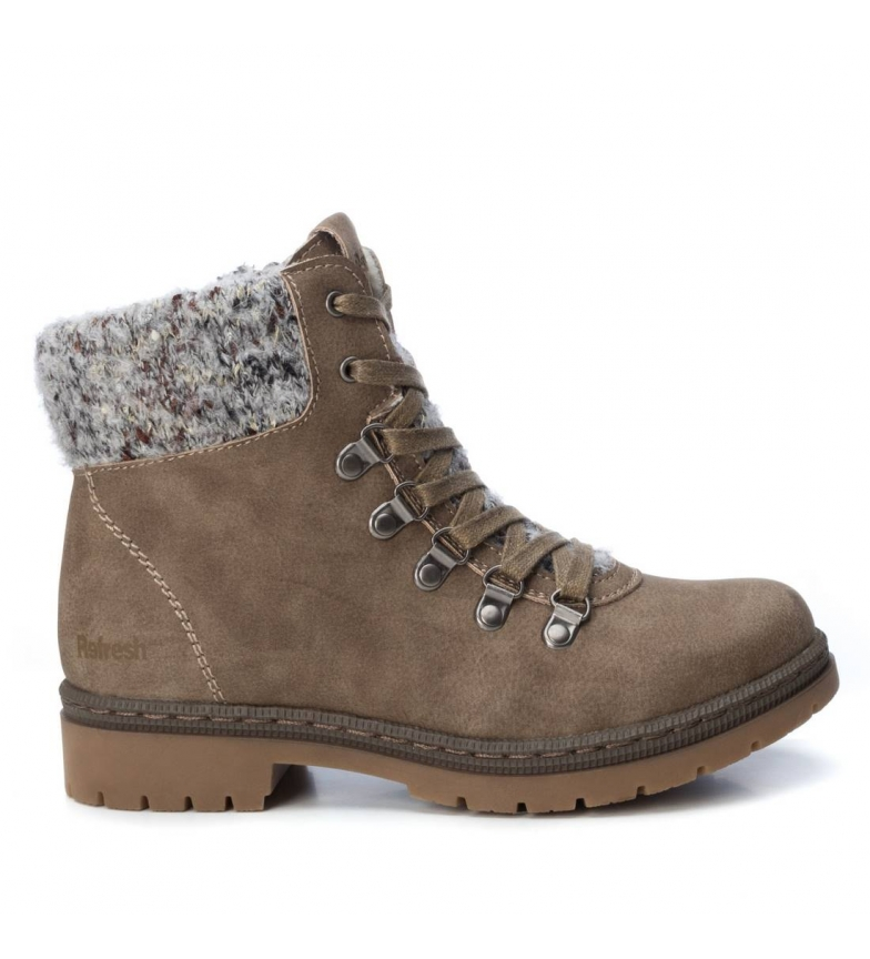 Comprar Refresh Botines 69140 taupe