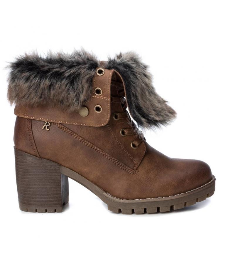 Comprar Refresh 69373 bottes chameau - hauteur du talon : 7.5cm