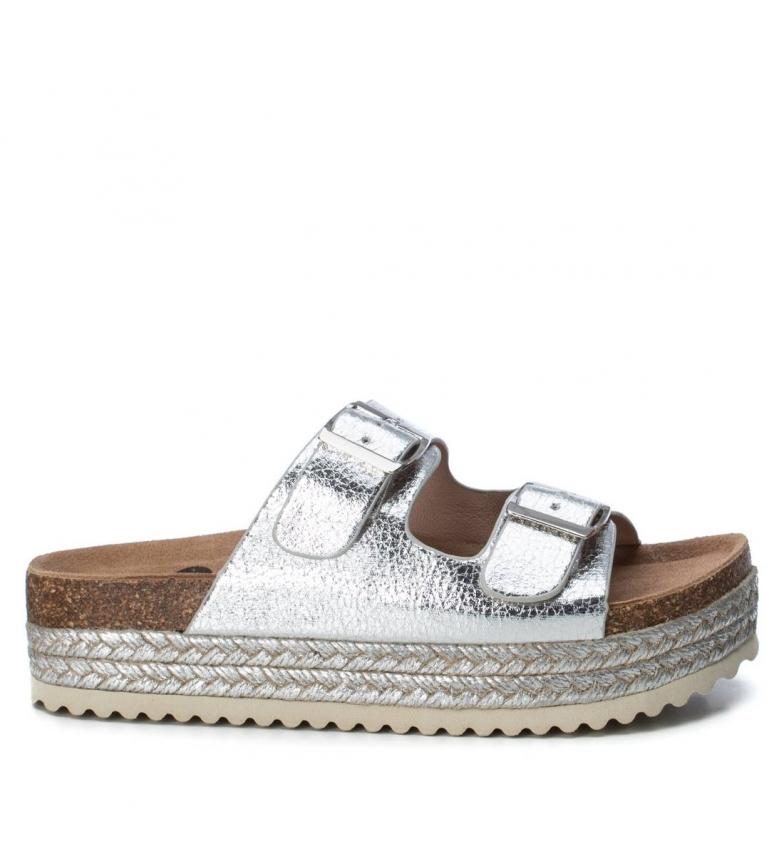 Comprar Refresh Sandal 064460 silver -High platform: 4cm