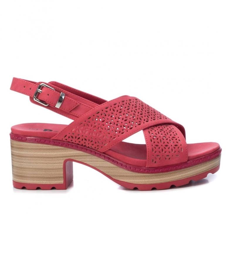 Comprar Refresh Sandálias 069501 calcanhar vermelho - altura: 7cm