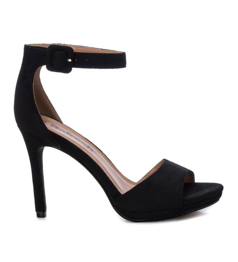 Comprar Refresh Sandales 069541 noir - hauteur du talon : 10cm