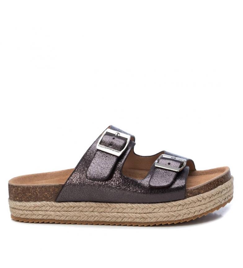 Comprar Refresh Sandálias 069926 plataforma de chumbo - altura: 5cm
