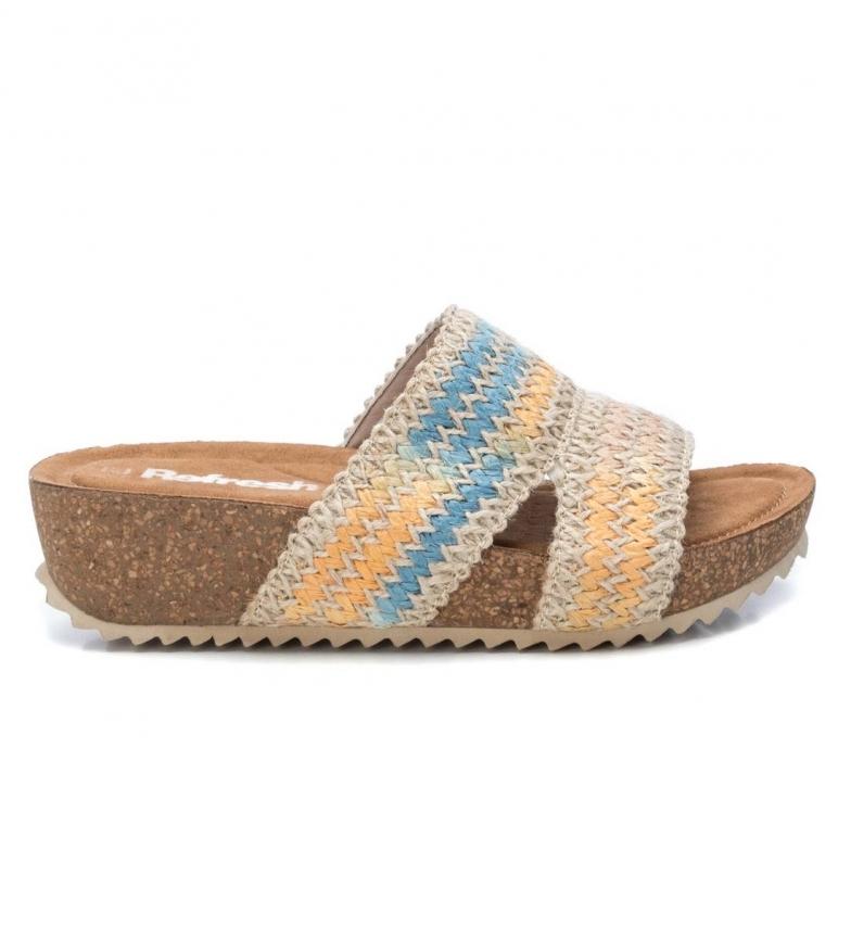 Comprar Refresh Sandals 072238 yellow, blue