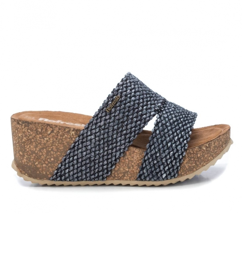 Comprar Refresh Sandals 072258 marine -Platform height: 8cm