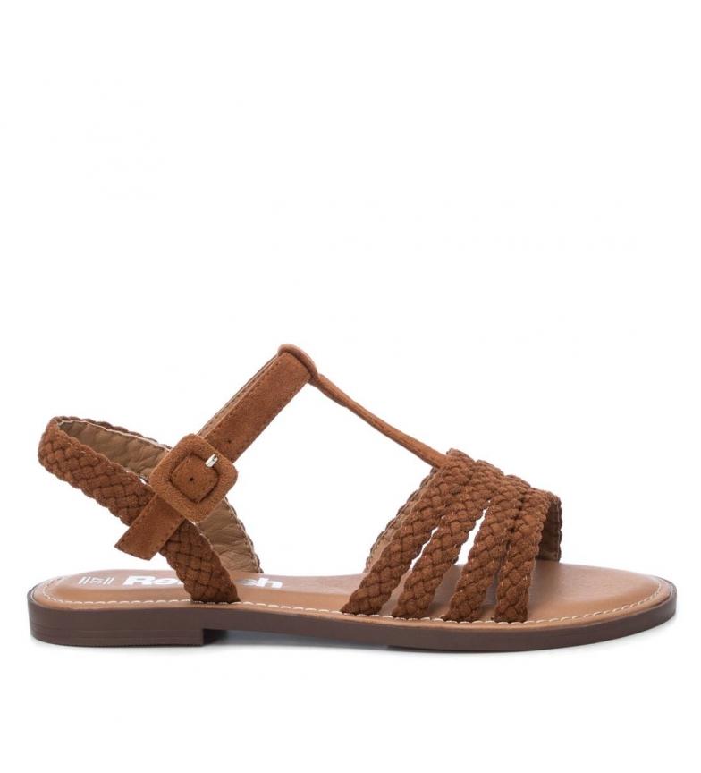 Comprar Refresh Sandali 072268 marrone