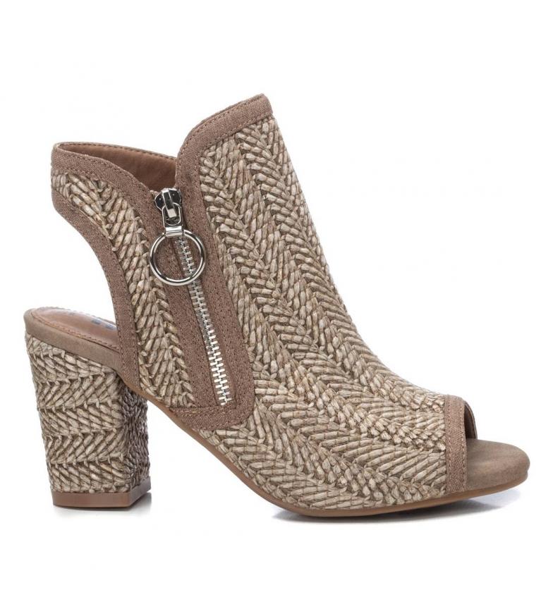 Refresh Zapatos 072654 taupe -Altura del tacón: 9cm-
