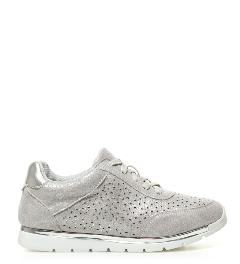 Cedes Zapatillas plata Refresh Refresh Zapatillas wSqvzz