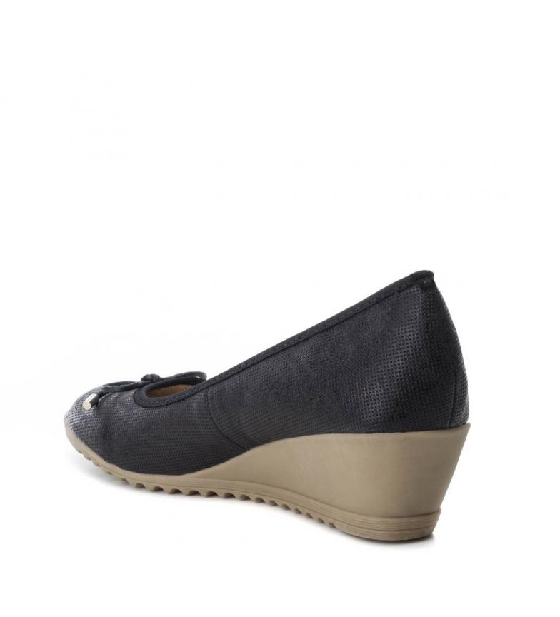 Refresh Refresh Zapatos negro Zapatos cuña cuña Refresh negro Zapatos qgCwgZE