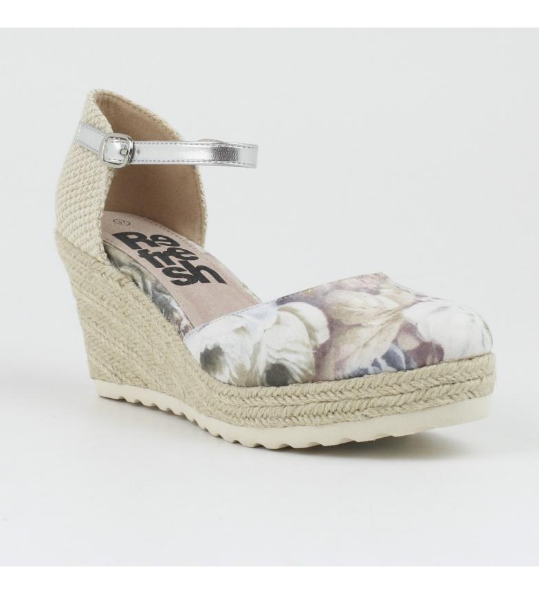 yute Refresh hielo Refresh Zapato Zapato cuña 063312hie 8SBIq