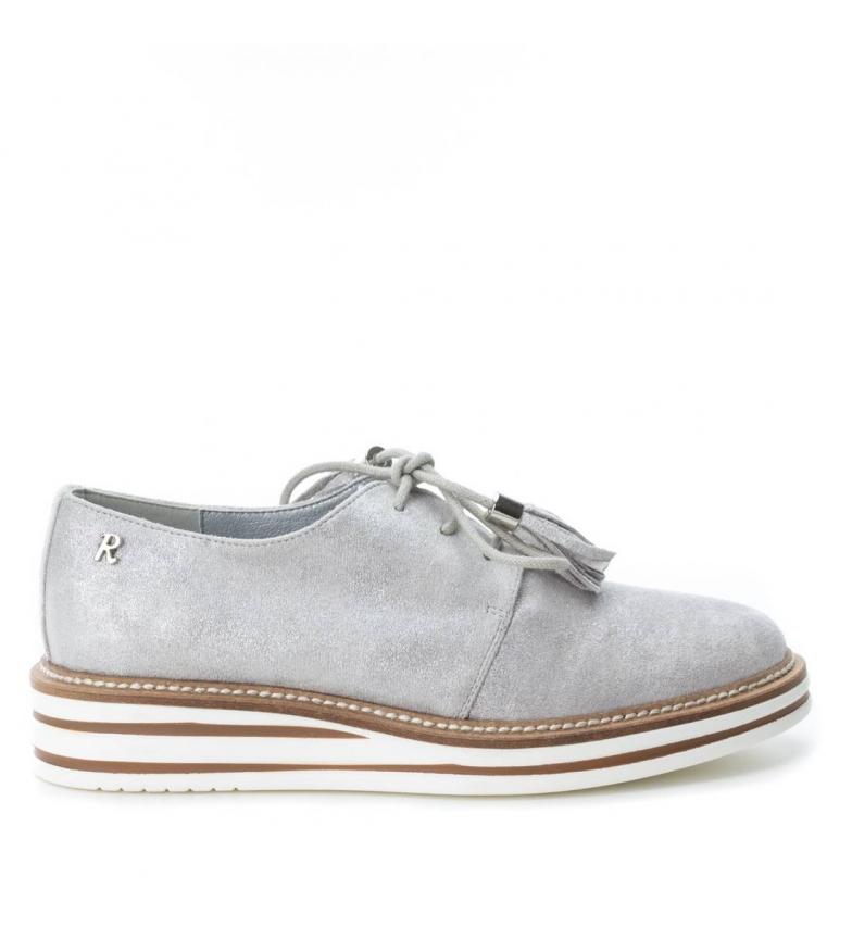 Oxford Zapato Zapato Oxford Refresh Zapato Oxford plata Refresh Refresh Zapato plata Refresh Oxford plata plata qwZ585