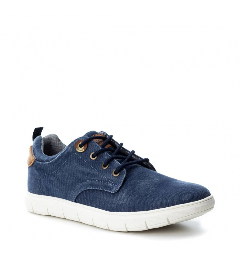 Refresh Zapatillas plano 064151nav navy