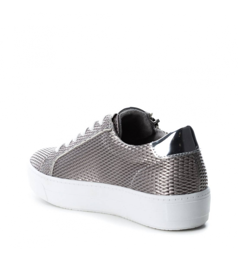 Refresh Refresh Zapatillas 064269PLA PLATA Zapatillas PnaO67H