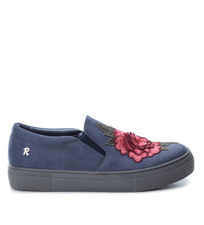 Refresh Slip On antelina jeans