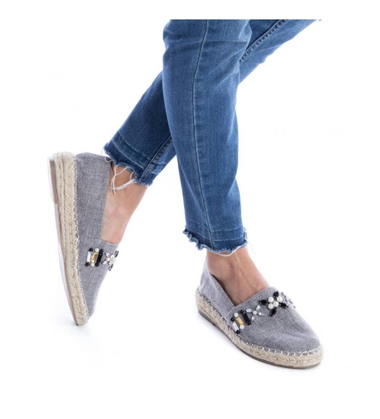 billig pris opprinnelige perfekt Oppdater Grå Flat Sko 064347 billig salg 2015 online billig kvalitet klaring footaction cXQHjo