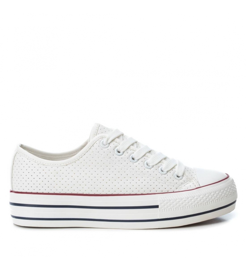 Comprar Refresh Zapatillas 069744 blanco -Altura plataforma: 4cm-