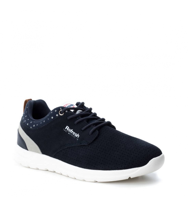 Zapatillas 064355nav Refresh Navy Plano Otra SzqMVUp