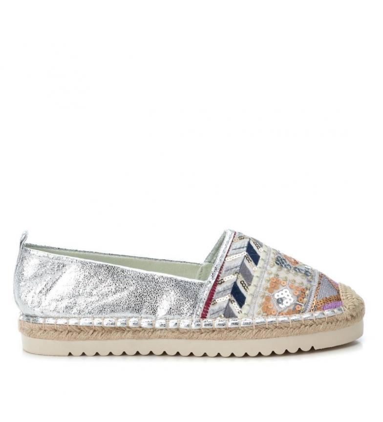 Refresh Plano Plata Zapatos 069777 Yute MpSVUqz