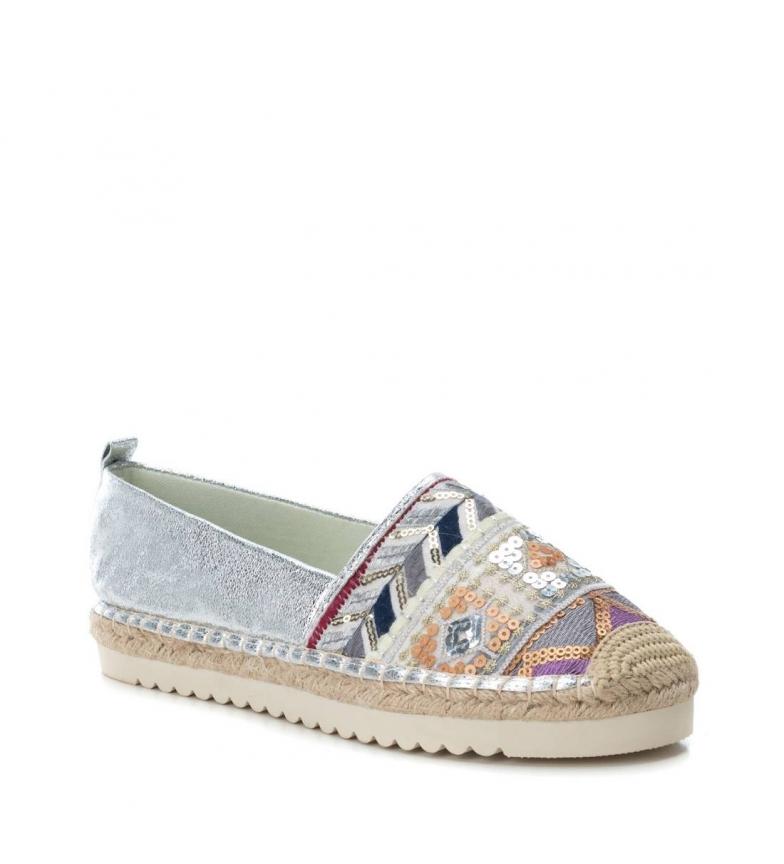 Plano Yute Refresh Zapatos 069777 Plata gy6Yb7vf