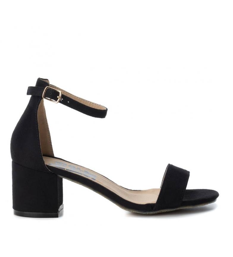 Refresh negro 064333 tacón Refresh Zapato Zapato XqPzZn5