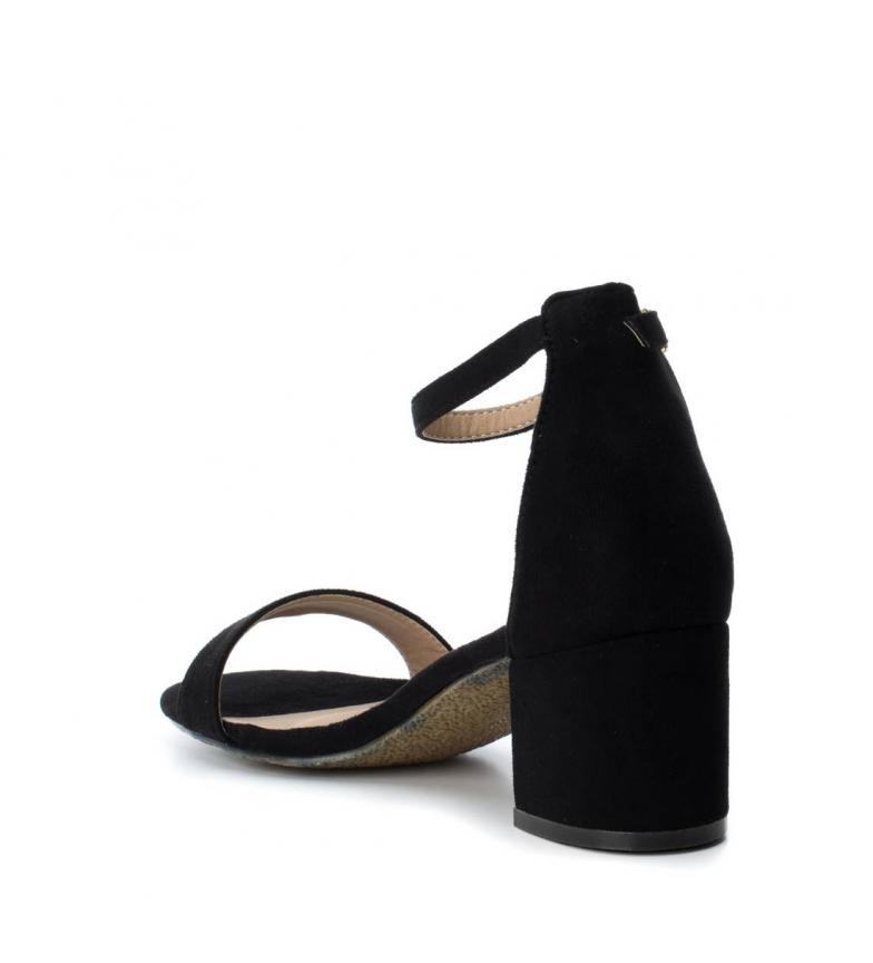 negro Refresh 064333 Refresh tacón Zapato tacón Zapato Refresh Zapato negro 064333 zCHavnqCwY