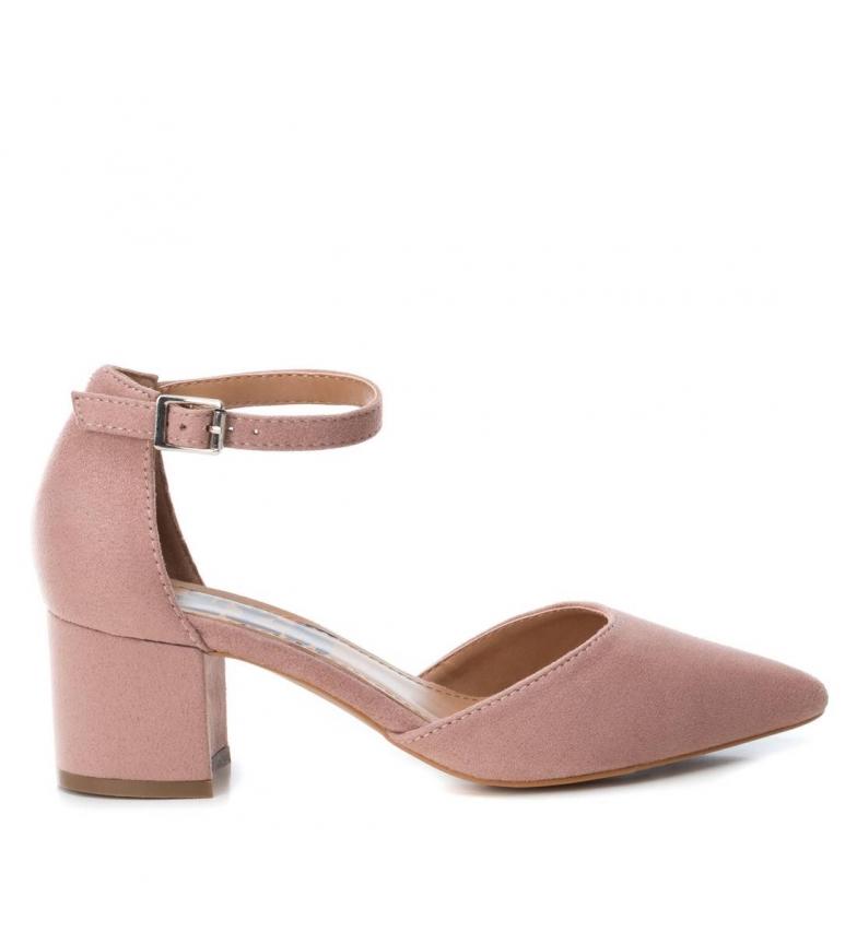 224cbae6a2 Refresh - Zapato 069838 rosa -Altura tacón  5cm- Mujer chica Tela 3 ...