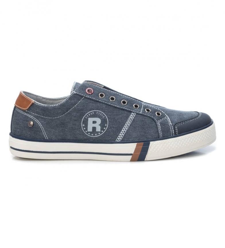 Comprar Refresh Zapato lona REFRESH hombre 072840 azul