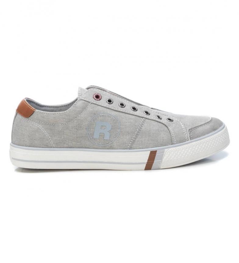 Comprar Refresh Zapato lona REFRESH hombre 072840 gris