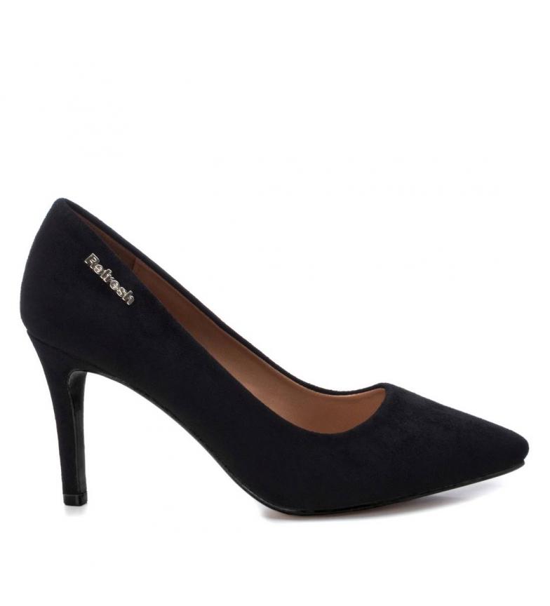 Comprar Refresh Chaussures 069512 noir - Hauteur du talon : 8cm