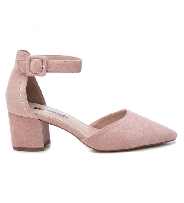 Refresh Chaussures 069513 nue - Hauteur du talon : 6cm