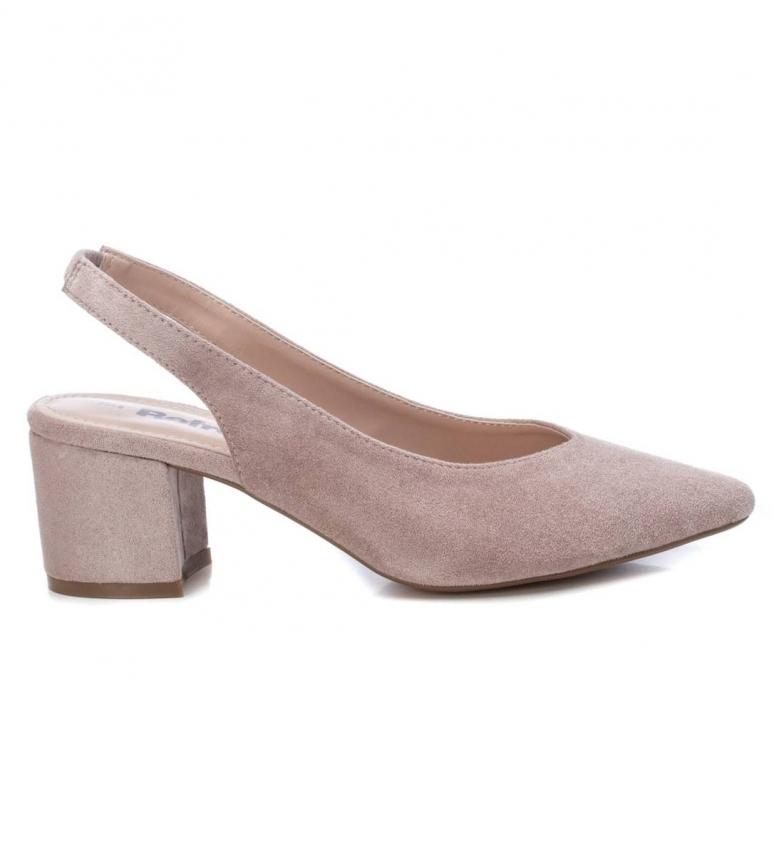 Comprar Refresh Chaussures 069538 taupe Hauteur du talon : 6cm