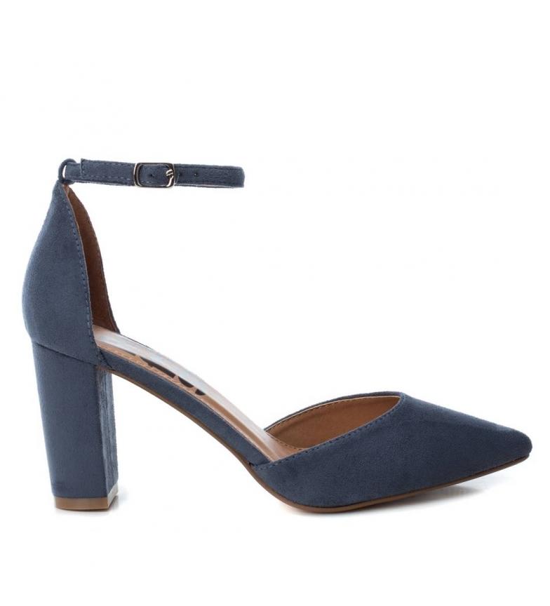 Comprar Refresh Chaussures 069843 marine - hauteur du talon : 8cm