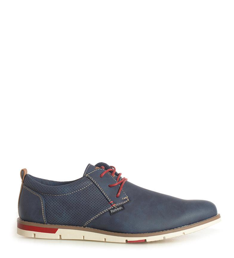 Comprar Refresh Zapatos Blucher marino